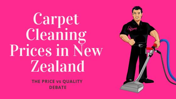 Carpet Cleaning Prices in Auckland New Zealand